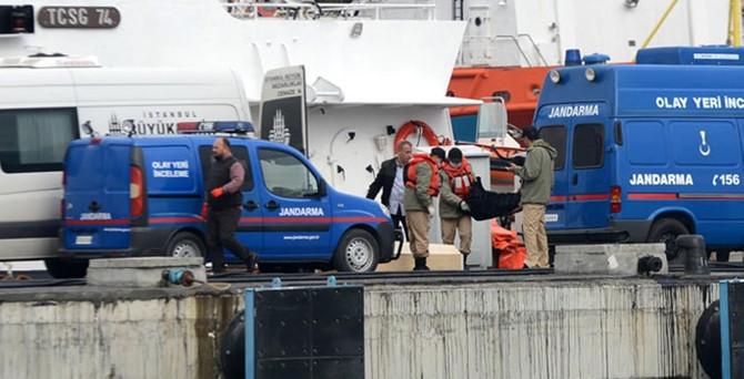 Tekne faciasında 2 tutuklama