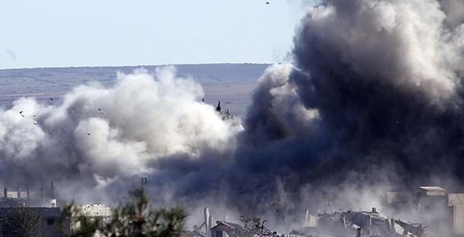 IŞİD hedeflerine 14 yeni hava saldırısı