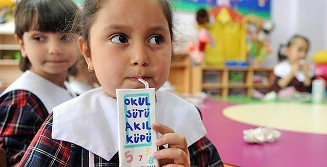 Okul sütü ihalesinde teklifler verildi!