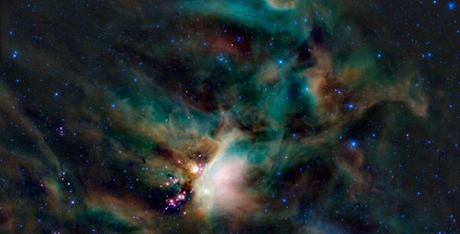 Gezegen oluşumu fotoğraflandı