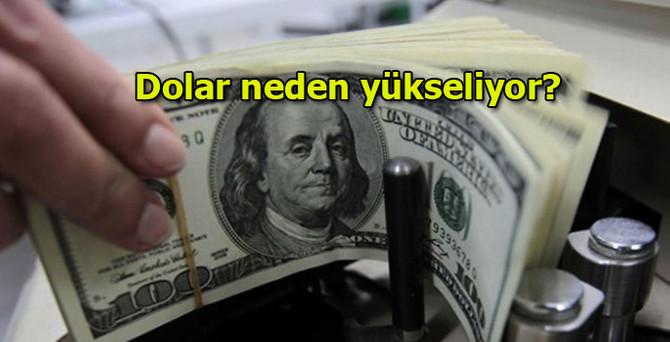 Dolar 2.28 lirayı aştı