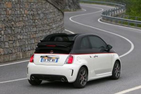 Fiat 500C'ye Abarth imzası