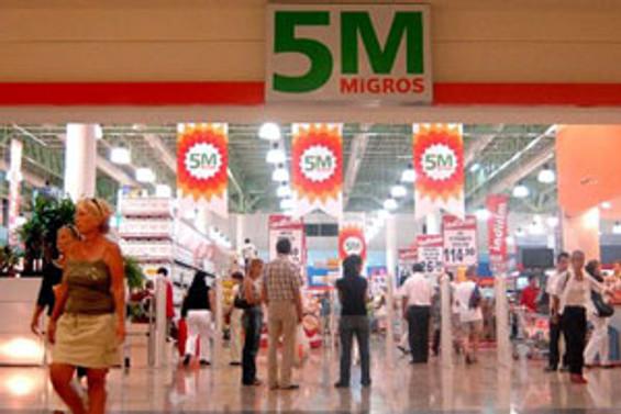 Dokuzuncu 5M Migros Afyon'da açıldı