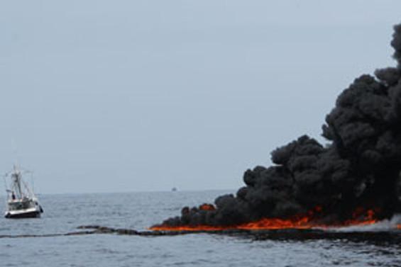 BP: Sızıntı ilk kez durdu