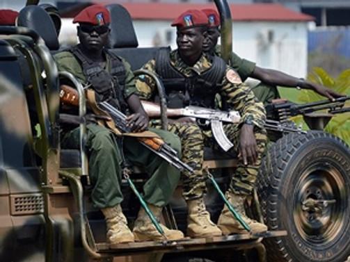Güney Sudan'da ateşkes sağlandı