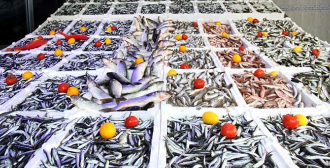Türk su ürünleri Avrupa'da tanıtıldı