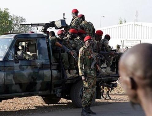 Sudan'da Cumhurbaşkanlığı Sarayı'na silahlı saldırı