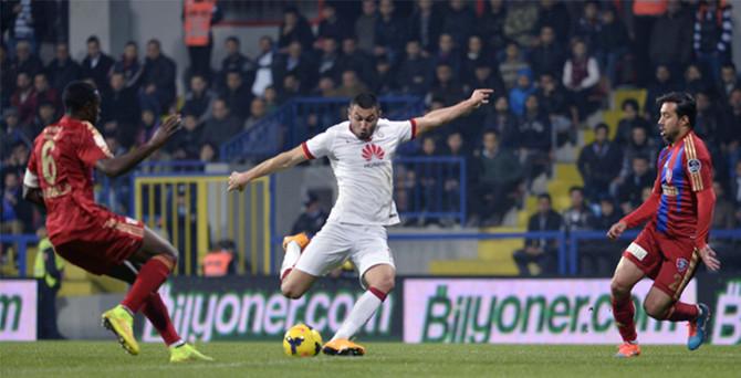 Galatasaray ligde 'Umut'lu