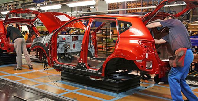 Otomotiv, üretim ve ihracatta hız kesmiyor