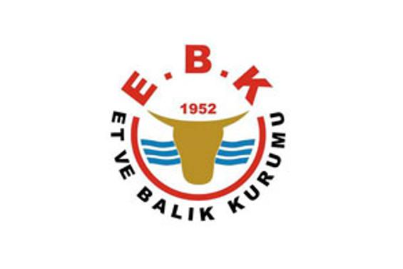 EBK 10 bin ton daha et ithal edecek
