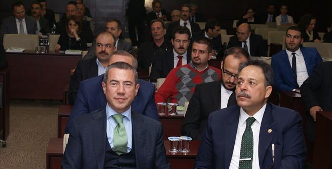 İMSAD, Gaziantep iş dünyasıyla buluştu