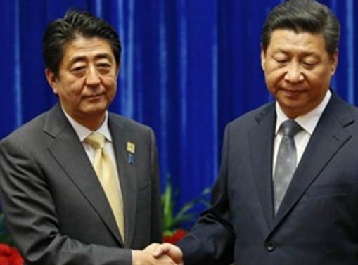 Çin ve Japonya arasında 'buzları eriten görüşme'