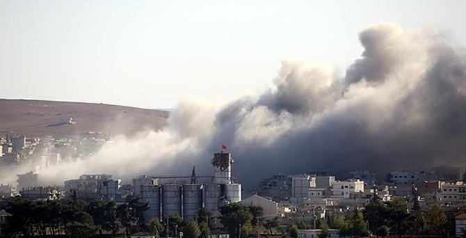 IŞİD'e 3 günde 41 hava saldırısı