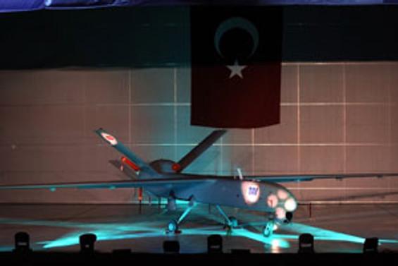 ANKA'nın deneme uçuşu başarıyla tamamlandı