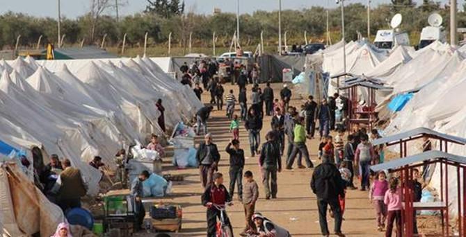 AB'den Suriyeli sığınmacılar için yardım paketi