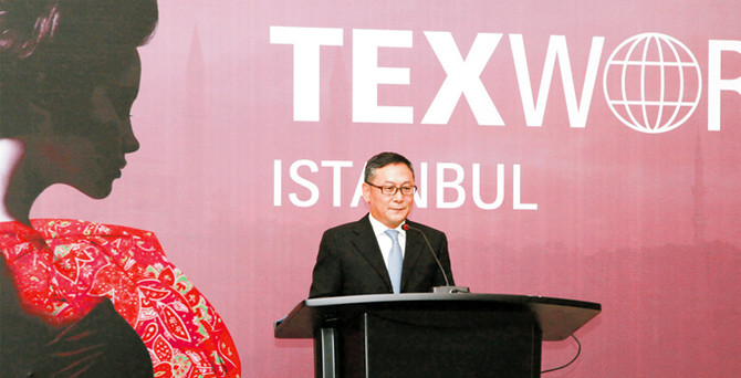 Texworld İstanbul Fuarı'na Uzakdoğulu kumaşçı 'akını'