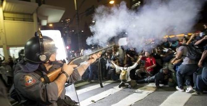 Bu ülkede günde 6 kişiyi polis öldürüyor