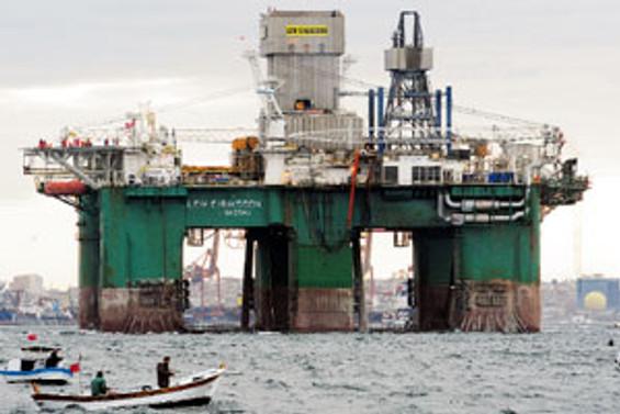 Karadeniz petrol aramalarında sona yaklaşıldı