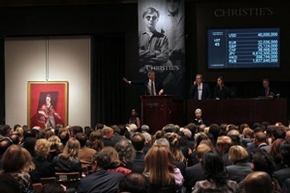 Andy Warhol'un 2 eseri 151 milyon dolara satıldı