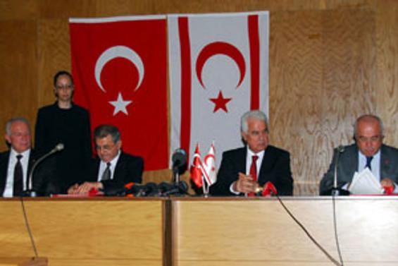 Türkiye, KKTC'nin su ihtiyacını karşılayacak