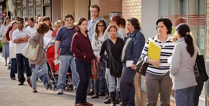 İspanya'da işsizlik başvuruları arttı