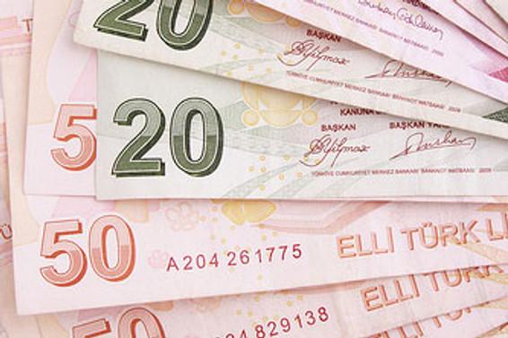 Emisyon hacmi 861 milyon lira arttı