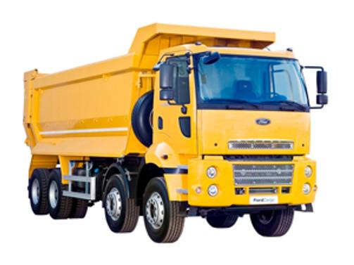 Ramoil, filosunu 25 Ford kamyon ile güçlendirdi
