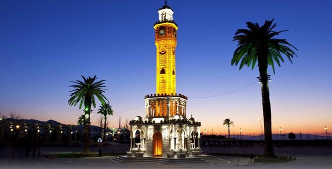 İzmir'de turizmi yüzde 30 büyüdü