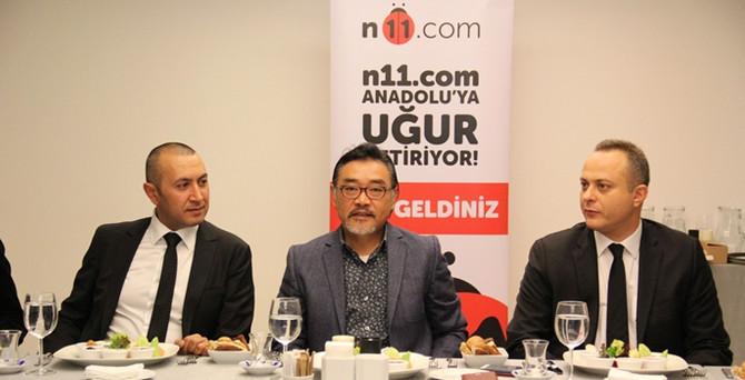 'Türkiye'de e-ticaret gelişim evresinde'