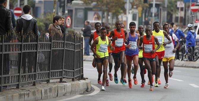Kıtalararası maratonda 36'ıncı randevu