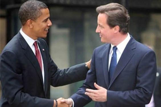 İki lider BP'nin durumunu görüştü
