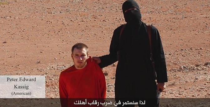 ABD'li genç IŞİD kurbanı