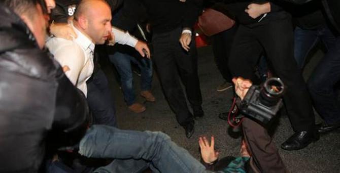 Çirkin saldırıda 5 kişiye men cezası