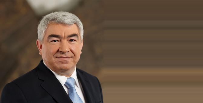 TCMB Başkan Yardımcısı Kenç'e uluslararası görev