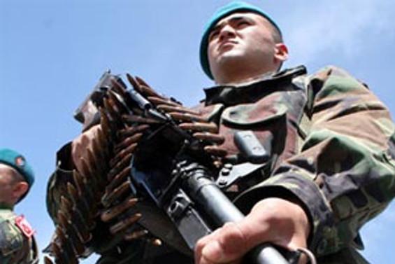 Şırnak'ta bazı bölgeler, geçici güvenlik bölgesi ilan edildi
