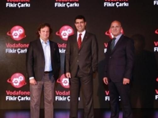Vodafone FikirÇarkı'ndan 5 milyonluk destek