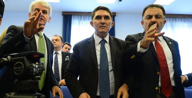 Komisyonda 'Kürdistan' tartışması!