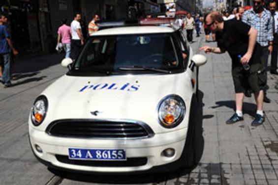 Taksim'in güvenliği 'Mini'lerden sorulacak