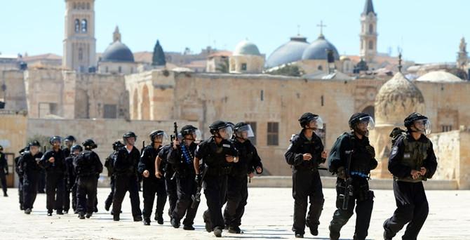 AB'den İsrail'e 'kutsal mekanlara saygı' çağrısı