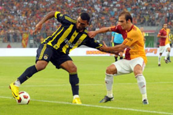 Dostluk maçının galibi Fenerbahçe oldu