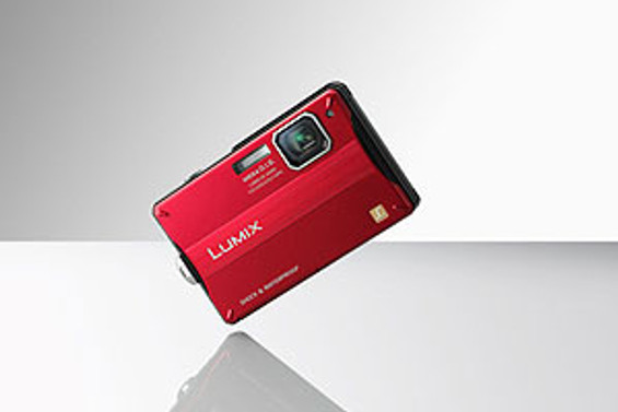Panasonic'ten Rambo fotoğraf makinesi