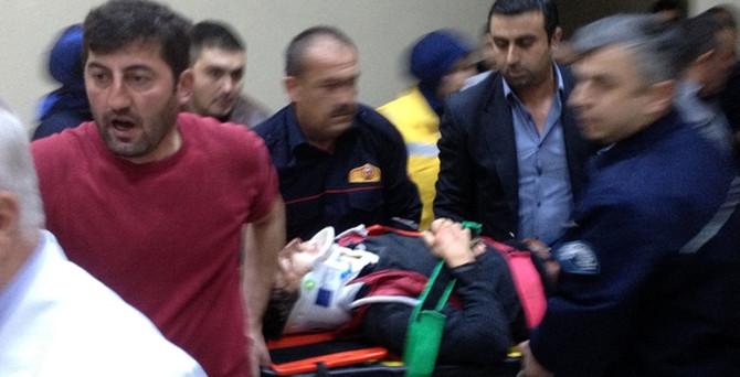 Lisede asansör kazası: 7 öğrenci yaralandı!