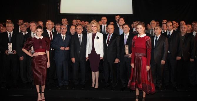 İstanbul Deri Fuarı açıldı