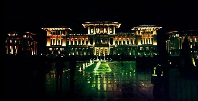 TOKİ'den 'Ak Saray' açıklaması