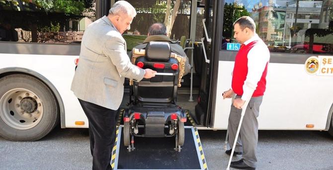 Engelliye uygun olmayan araca ruhsat verilmeyecek