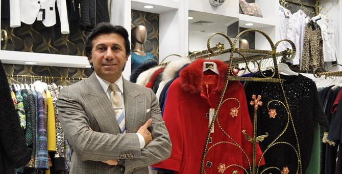 Türk tekstilini Rusya'da pazardan AVM'ye taşıdı