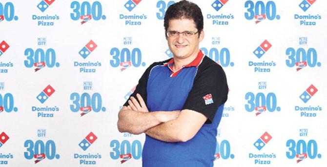 Dünya pizza liginde ilk 3'e oynuyor