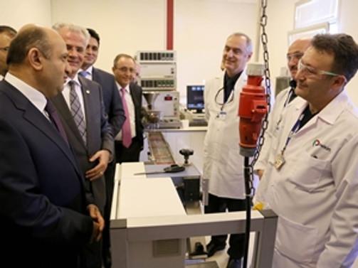 Etilen Fabrikası yeni tesisleri törenle açıldı