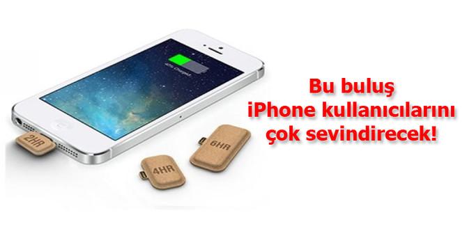 Bu buluş iPhone kullanıcılarını çok sevindirecek!
