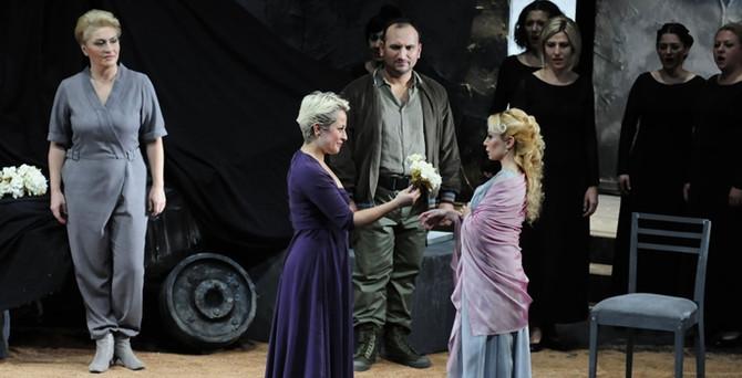 'Herkül' operası Antalya'da sahnelendi